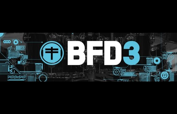FXPANSION BFD3 Upgrade from BFD2 (Boxed USB)
