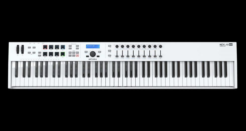 ARTURIA Keylab Essential 88