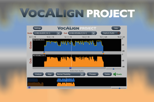 SYNCHRO ARTS VocAlign Project