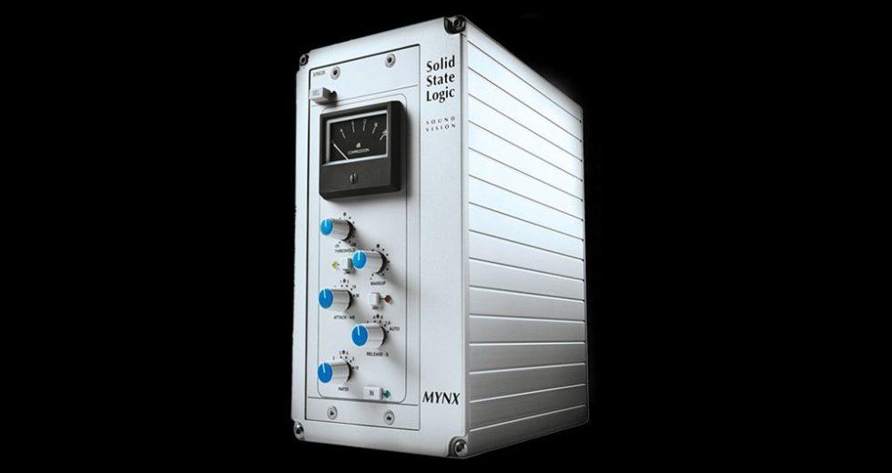 SSL Mynx + Stereo Bus Comp