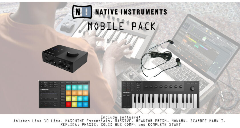 NATIVE INSTRUMENTS Mobile Pack
