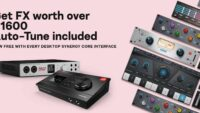ANTELOPE PROMO: Get FX worth over $1600, Auto-Tune included
